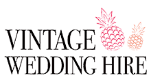 Vintage wedding sign hire company in Norwich, Norfolk