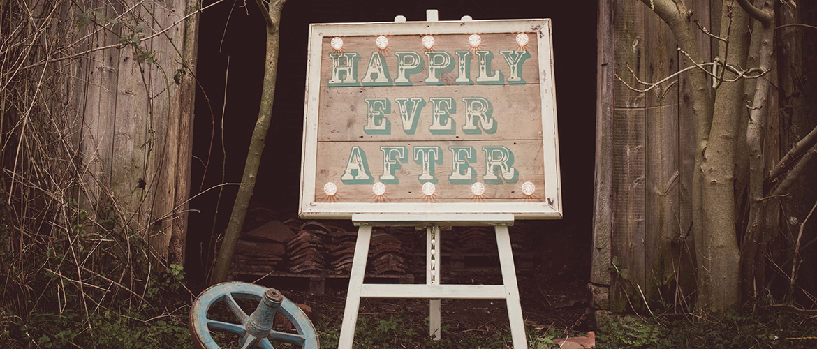 fairground wedding sign hire Norfolk