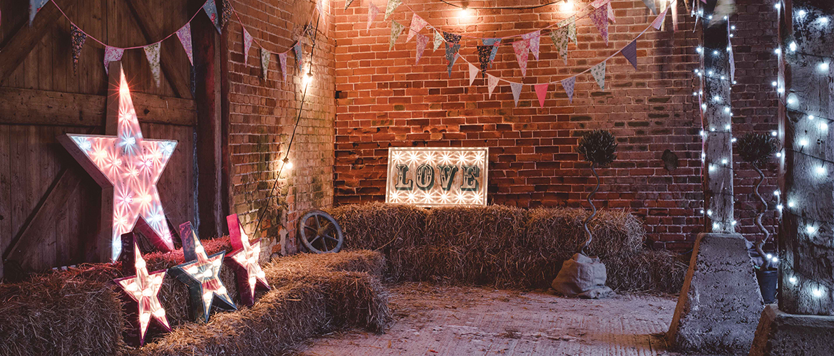 wedding signs in Suffolk