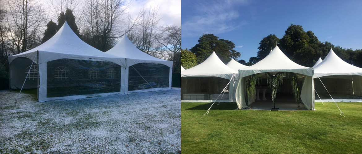 country wedding marquee hire norfolk
